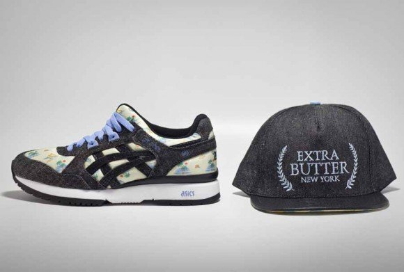 Extra Butter x Asics GT-Cool Sidewinder Detailed Photos