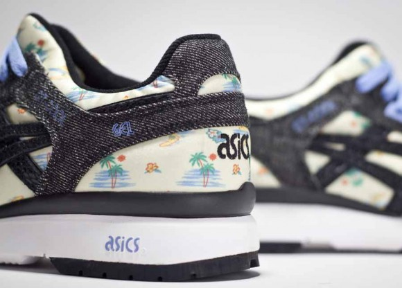 Extra Butter x Asics GT-Cool Sidewinder Detailed Photos