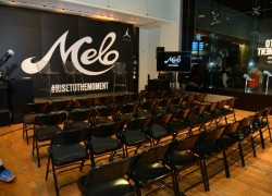 Carmelo Anthony House of Hoops by Foot Locker Harlem Event Re-Cap