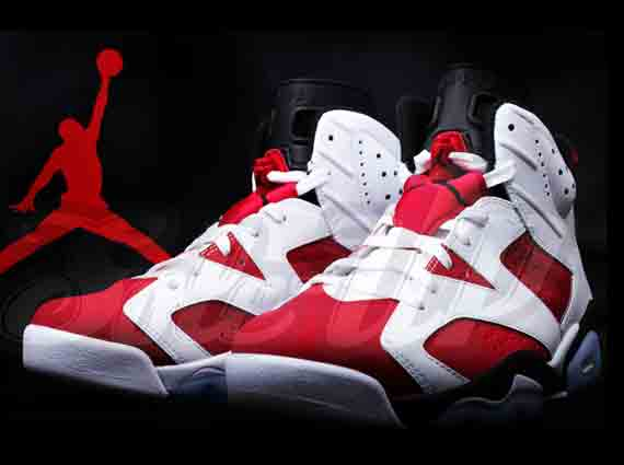 Air Jordan 6 Carmine Yet Another Look
