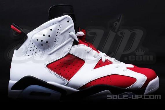 Air Jordan 6 Carmine Yet Another Look