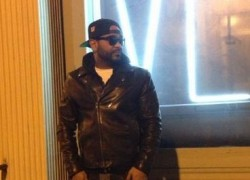 Celebrity Sneaker Watch: Jim Jones Shows Off His New Pickups