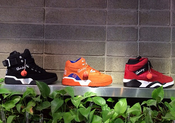 Ewing Athletics February 2014 Releases