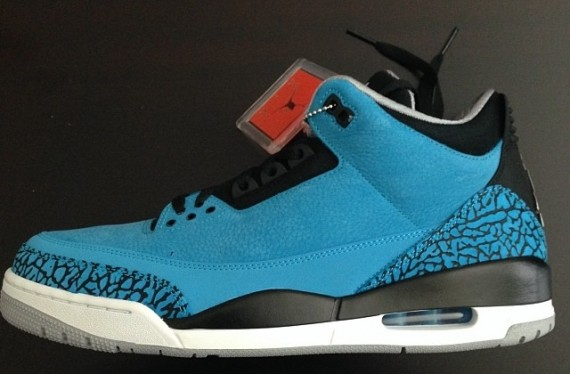 Fat Joe Shows off his Latest Jordan Pickups