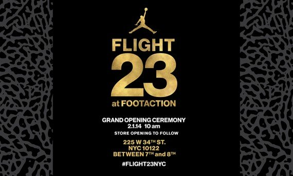 Jordan Brand's Flight 23 Is Restocking and Releasing Heat For Its Grand Opening
