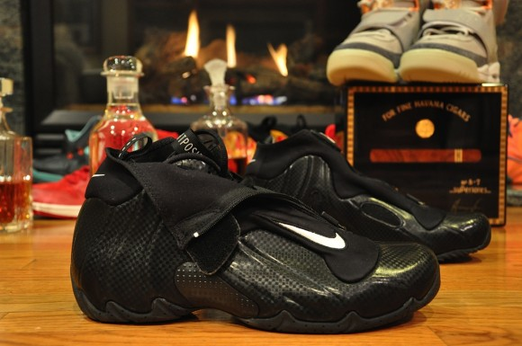 Nike Air Flightposite Carbon Fiber Another Quick Look