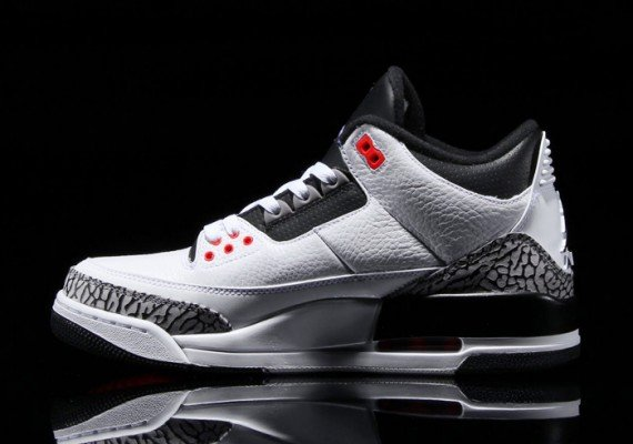 Air Jordan 3 Retro Infrared 23 Yet Another Look