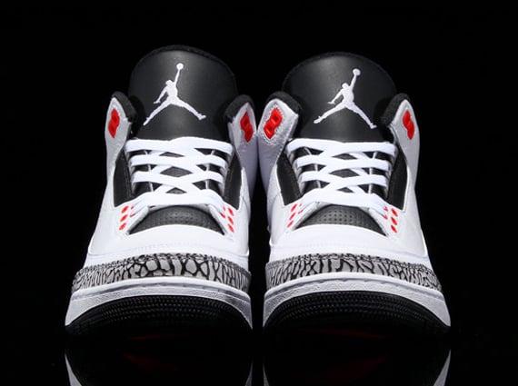 Air Jordan 3 Retro Infrared 23 Yet Another Look
