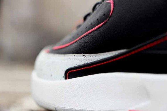 Air Jordan 2 Infrared Cement Another Look