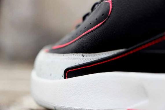 Air Jordan 2 Infrared Cement Another Look