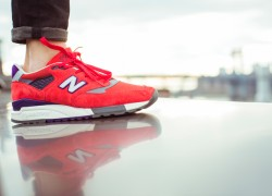 J. Crew x New Balance 998 'Inferno Orange' | Now Available