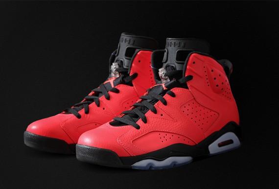 Air Jordan 6 Infrared 23 Release Date