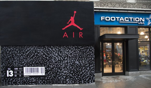 Flight 23 at Footaction to be First Jordan-Only Retail Location in North America