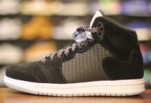 Jordan Prime 5 Black Wolf Grey White Now Available