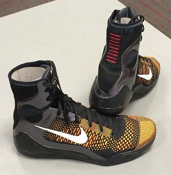 Nick Young Debuts Nike Kobe 9 Elite