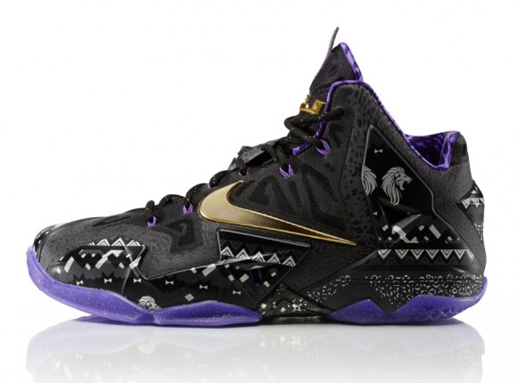 Nike LeBron 11 BHM Release Date