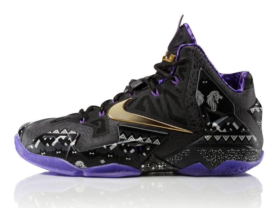 "Nike LeBron 11 ""BHM"" – Release Date"
