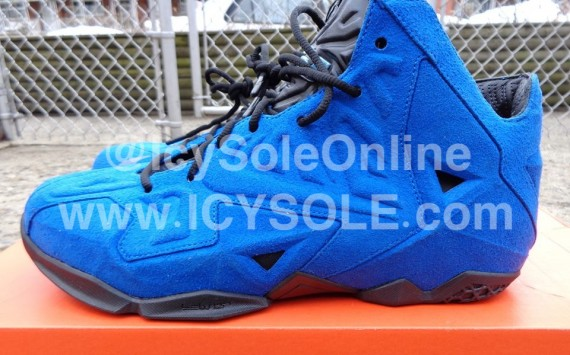 Nike LeBron 11 EXT First Look