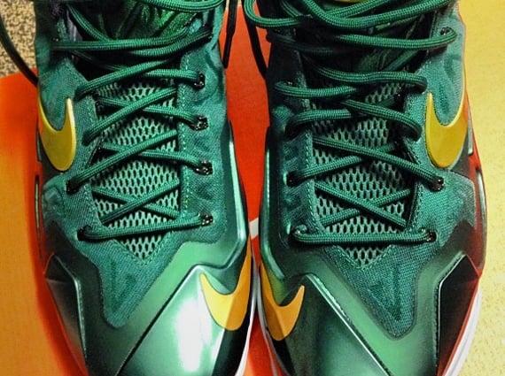 Nike LeBron 11 SVSM PE