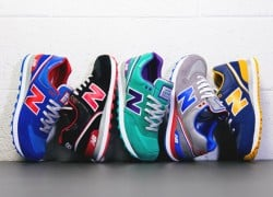 New Balance 574 'Stadium Jacket' Pack