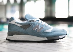 "New Balance 998 Made in USA ""Pool Blue"" – Now Available"