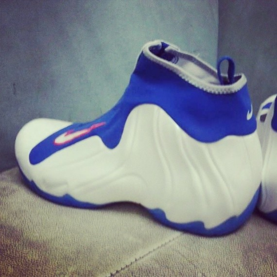 Nike Air Flightposite One Knicks First Look