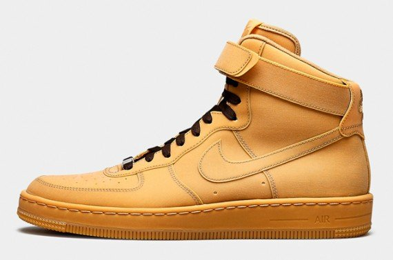 Nike Air Force 1 Downtown High Gum Release Date