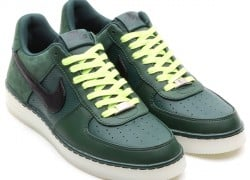 Nike Air Force 1 Downtown 'Pro Green/Black-White-Volt'