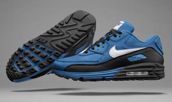 Nike Air Max 90 Lunar + Free Options on NIKEiD