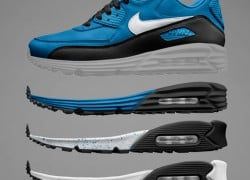 Nike Air Max 90 Lunar + Free Options on NIKEiD