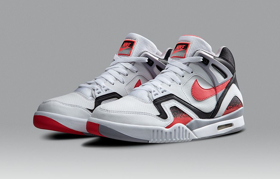 Nike Air Tech Challenge II QS 'Hot Lava' Utgivelsesdato +  Release Date +