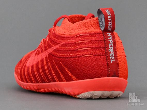 f8471e87755c Nike Free Hyperfeel Run Gym Red – Light Crimson - Now Available ...