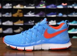 Nike Free Trainer 5.0 'Vivid Blue/Light Crimson-White'