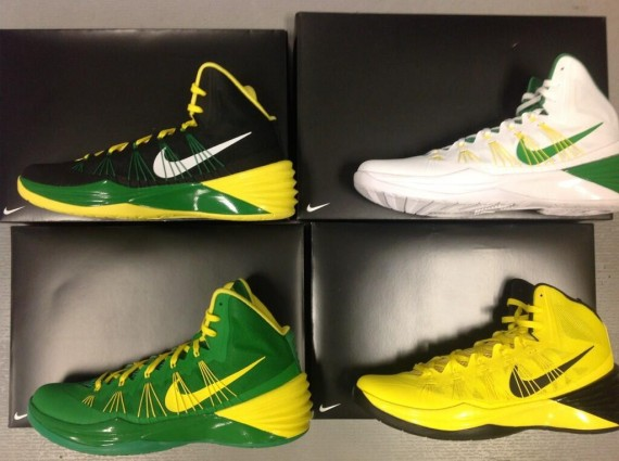 nike-hyperdunk-2013-oregon-ducks-collection