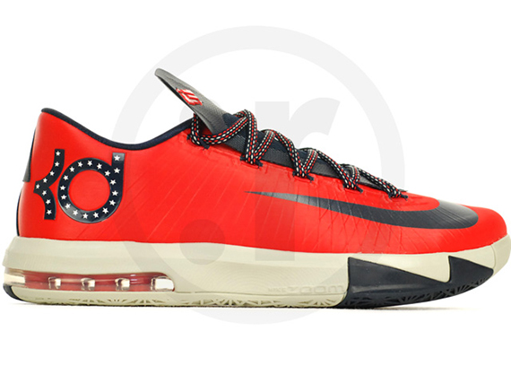 Nike KD 6 Washington DC Yet Another Look