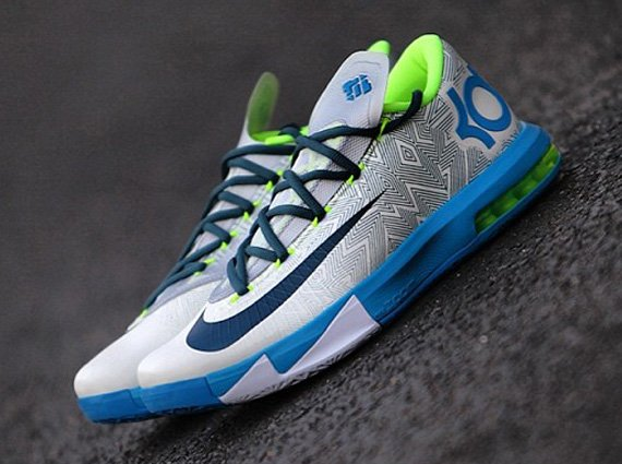 Nike KD 6 Home II Another Look
