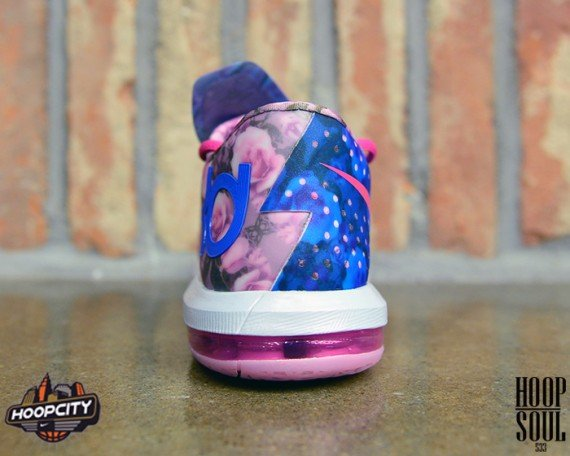Nike KD 6 Supreme Aunt Pearl Yet Another Detailed Look