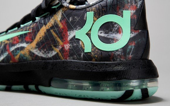 "Nike KD VI (6) ""Illusion"" -Detailed Look 
