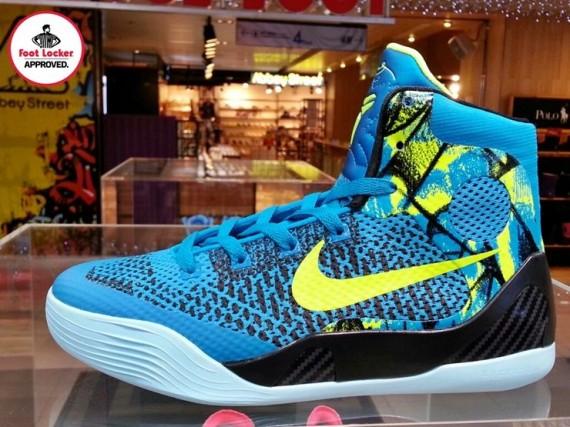 Nike Kobe 9 Elite Releasing in Kids GS Sizes