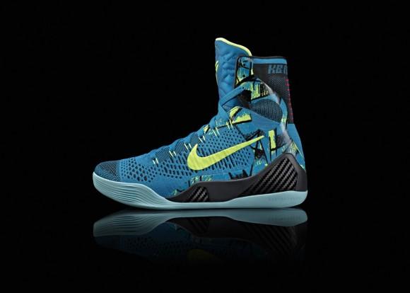 Nike Unveils Three New Colorways of the Kobe 9 Elite