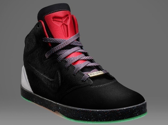 finest selection 95e30 259f2 Nike Kobe 9 NSW Lifestyle Year of the Horse First Look