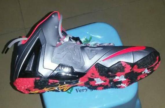 Nike LeBron 11 Elite First Look