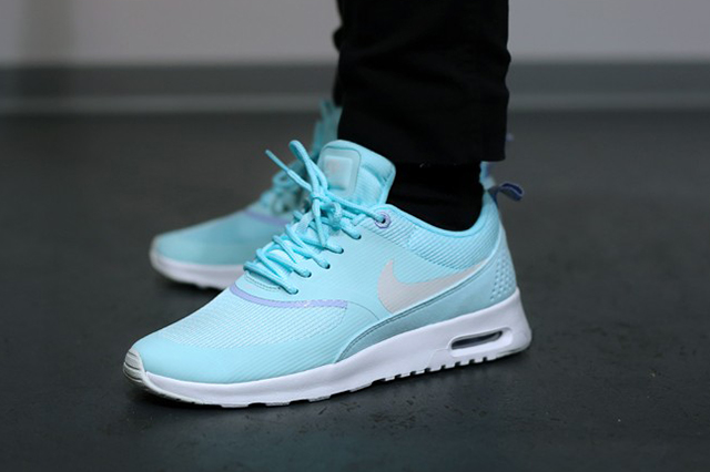 Nike Thea Blue Womens