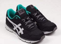 Onitsuka Tiger Harandia 'Black/Soft Grey-Mint'