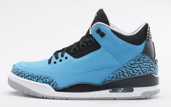 Air Jordan 3 Powder Blue Nikestore Release Info