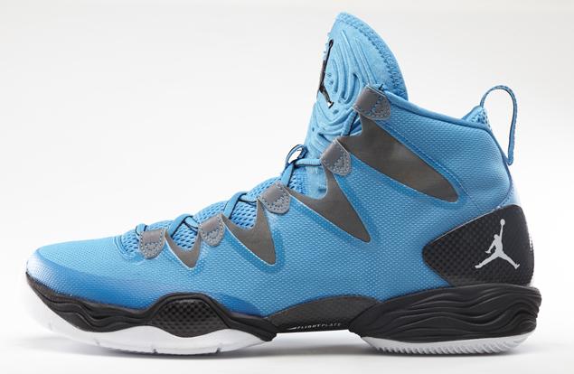 new product b32c2 25705 Release Reminder  Air Jordan XX8 SE  Dark Powder Blue White-Cool Grey-Black