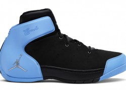 Release Reminder: Jordan Melo 1.5 'Black/Metallic Silver-University Blue'