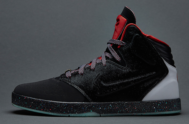 low priced 4bb55 ea0c6 Release Reminder: Nike Kobe 9 NSW Lifestyle QS 'Year of the Horse ...