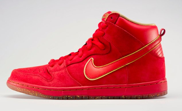 8c8995e3a034 on sale Release Reminder Nike SB Dunk High PRM Chinese New Year ...