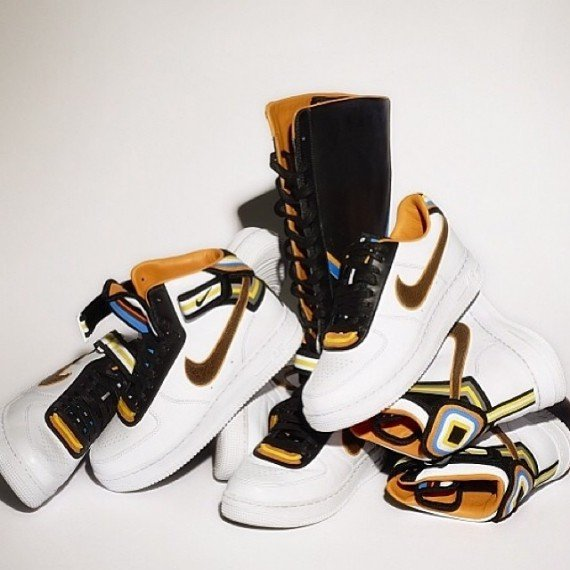 Riccardo Tisci x Nike Air Force 1 RT Collection